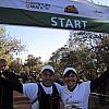 Marathon de la Terre - Afrique du Sud, sur la ligne de départ