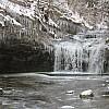 Marathon de l'Eau – Jura, cascades gelées du Hérisson